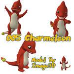 005 Charmeleon