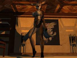 Asian Deer 2 of 3 by imago3d