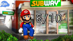 SMG4: Mario goes to subway and Ect. Review