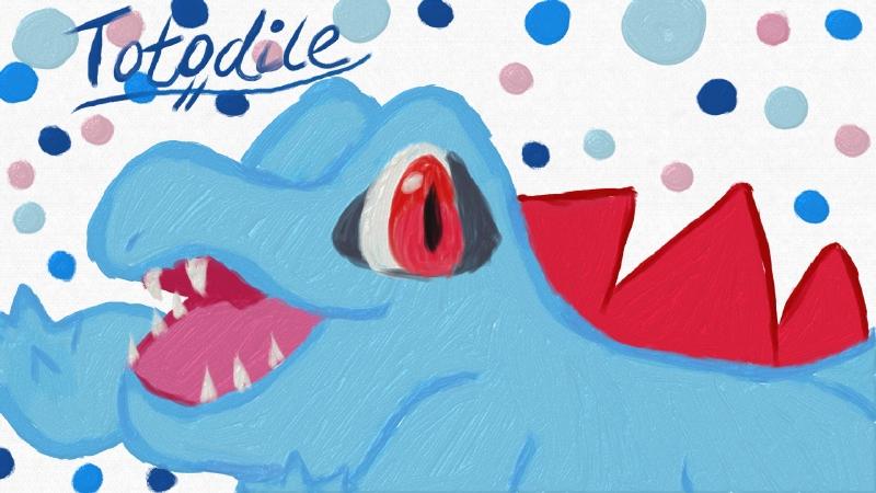 The Big Jaw Pokemon by Xiroch