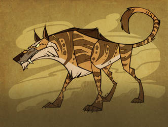 Andrewsarchus by TheTundraGhost