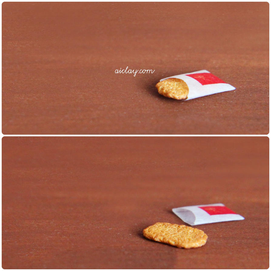 Miniature Hashbrown by Aiclay