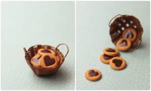 The Valentine Cookies