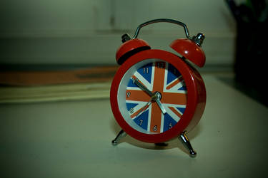 United Kingdom Time by ikStar