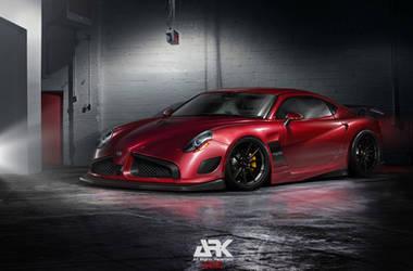 Alfa Romeo AQUILA by ARKDSN