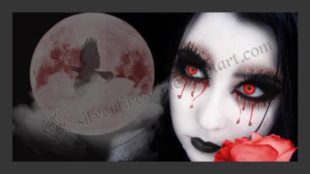 Vampire Tears by SilverFire85
