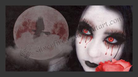 Vampire Tears Alternate by SilverFire85