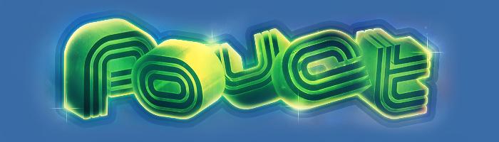 Pouet.net logo by Mikkoliini