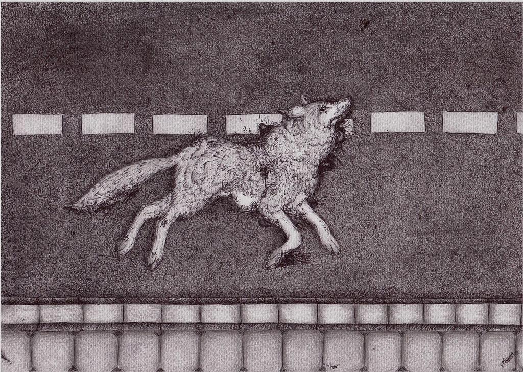 The Big Bad Wolf by Necrovivrea