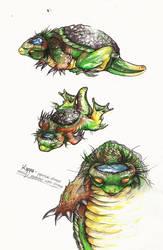 Bestiary: Kappa