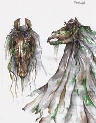 Bestiary: Mari Lwyd