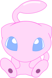Mew by Captain-Connor