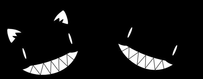 Evil Insane Dog+cat