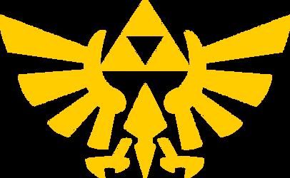 Legend of Zelda Triforce