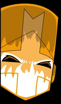 Castle Crashers Orange knight