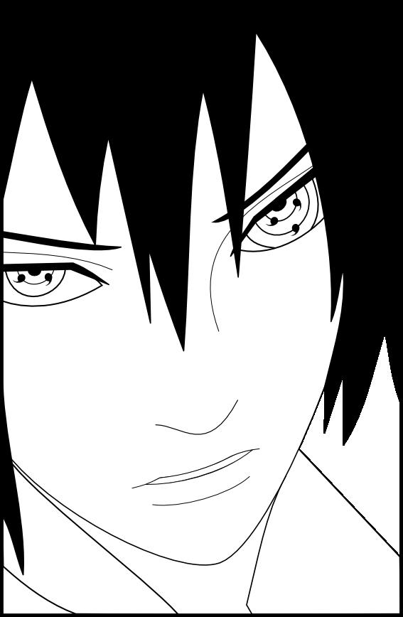 Sasuke Rinnegan Updated* by Captain-Connor