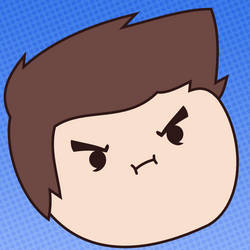 *Grump*