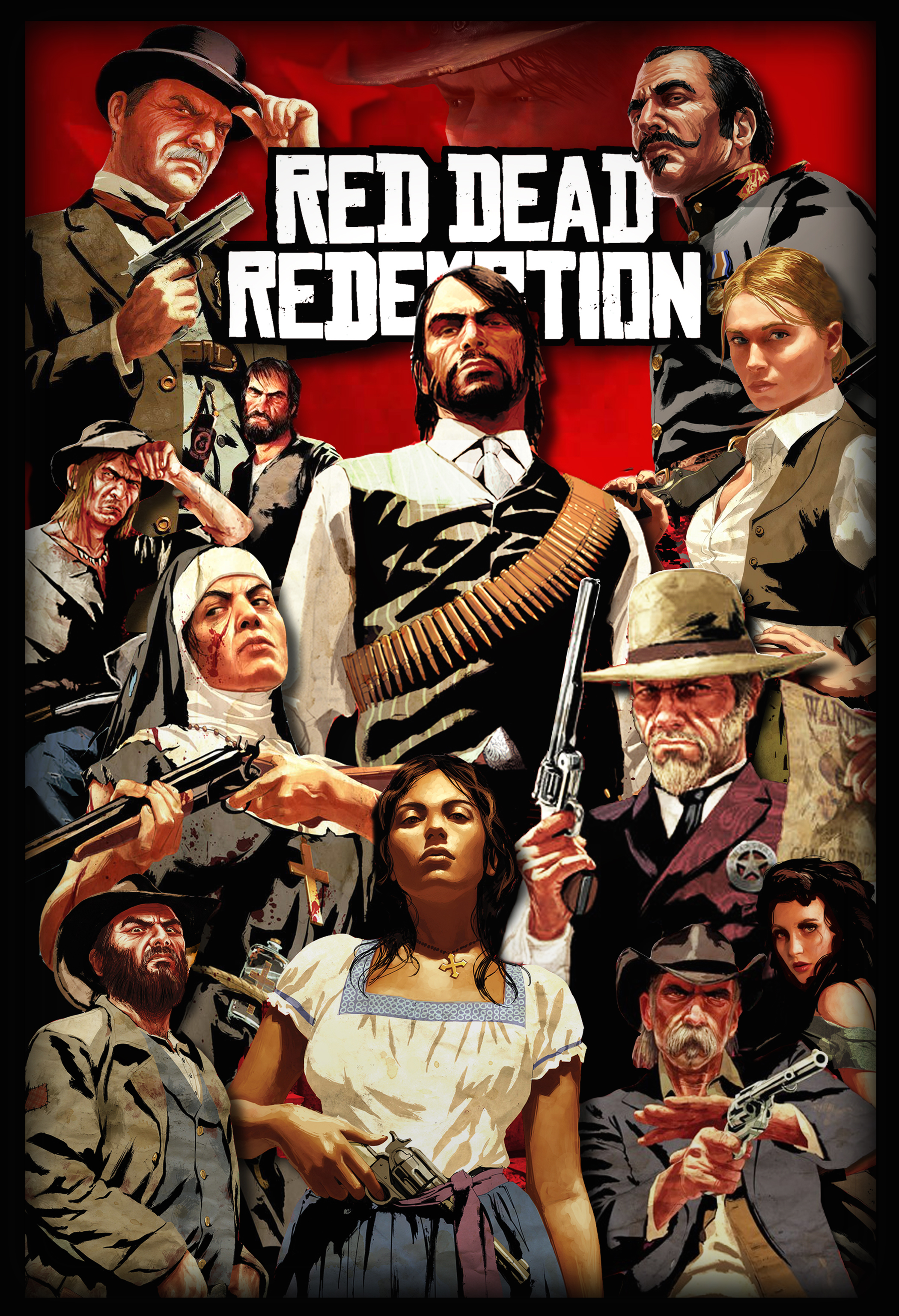 Red dead redemption hentai video cartoon movies