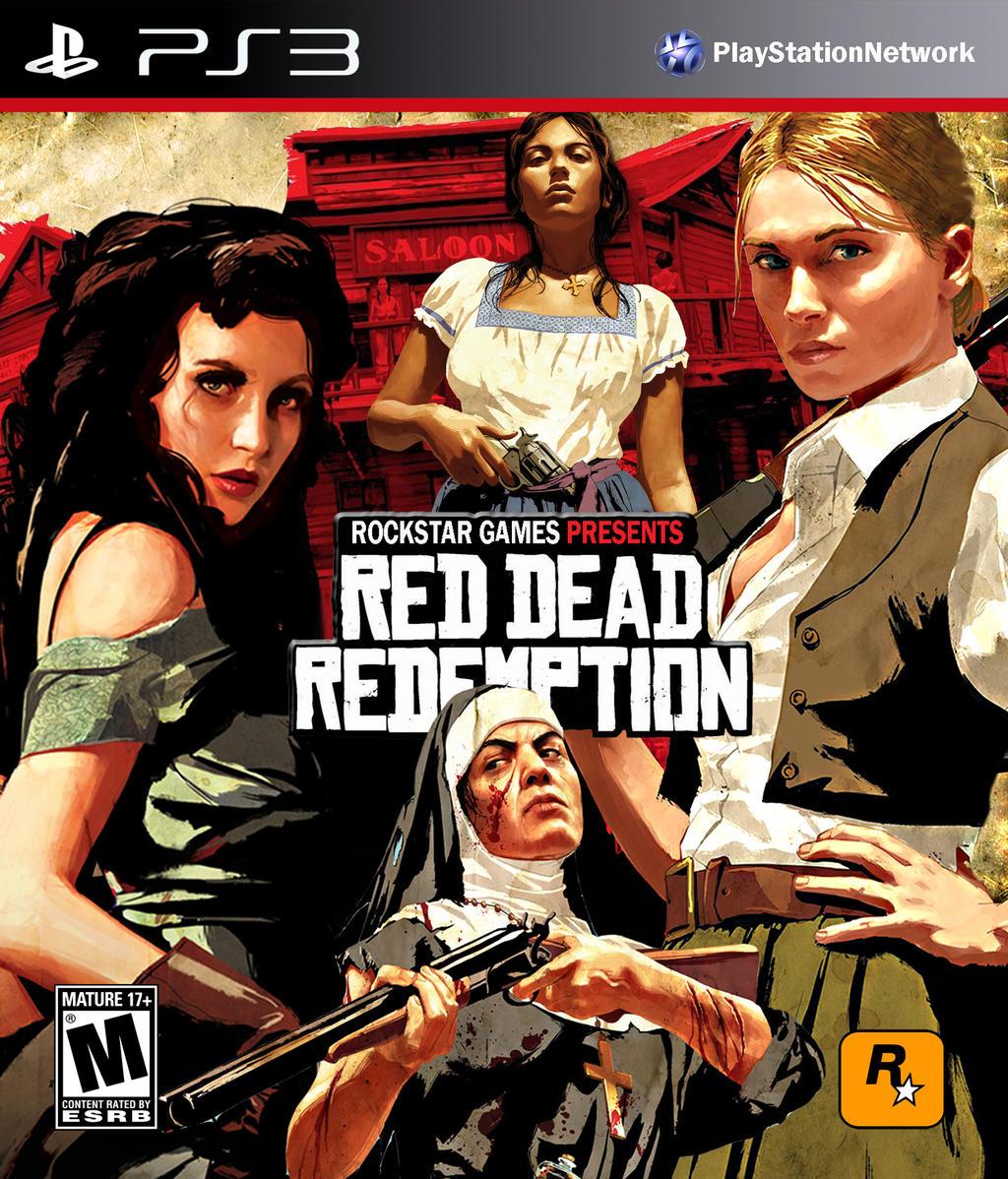 Porn red dead redemption porn films