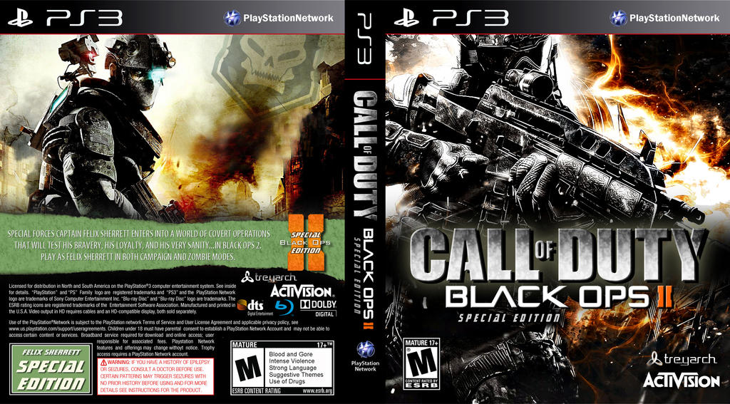 Call of Duty®: Black Ops II Uprising on PS3 | Official ...