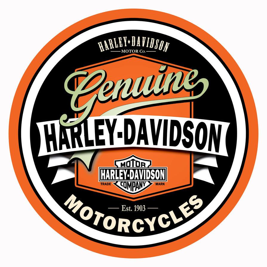 harley davidson vintage sign by domestrialization on harley davidson logo outline harley davidson logos free
