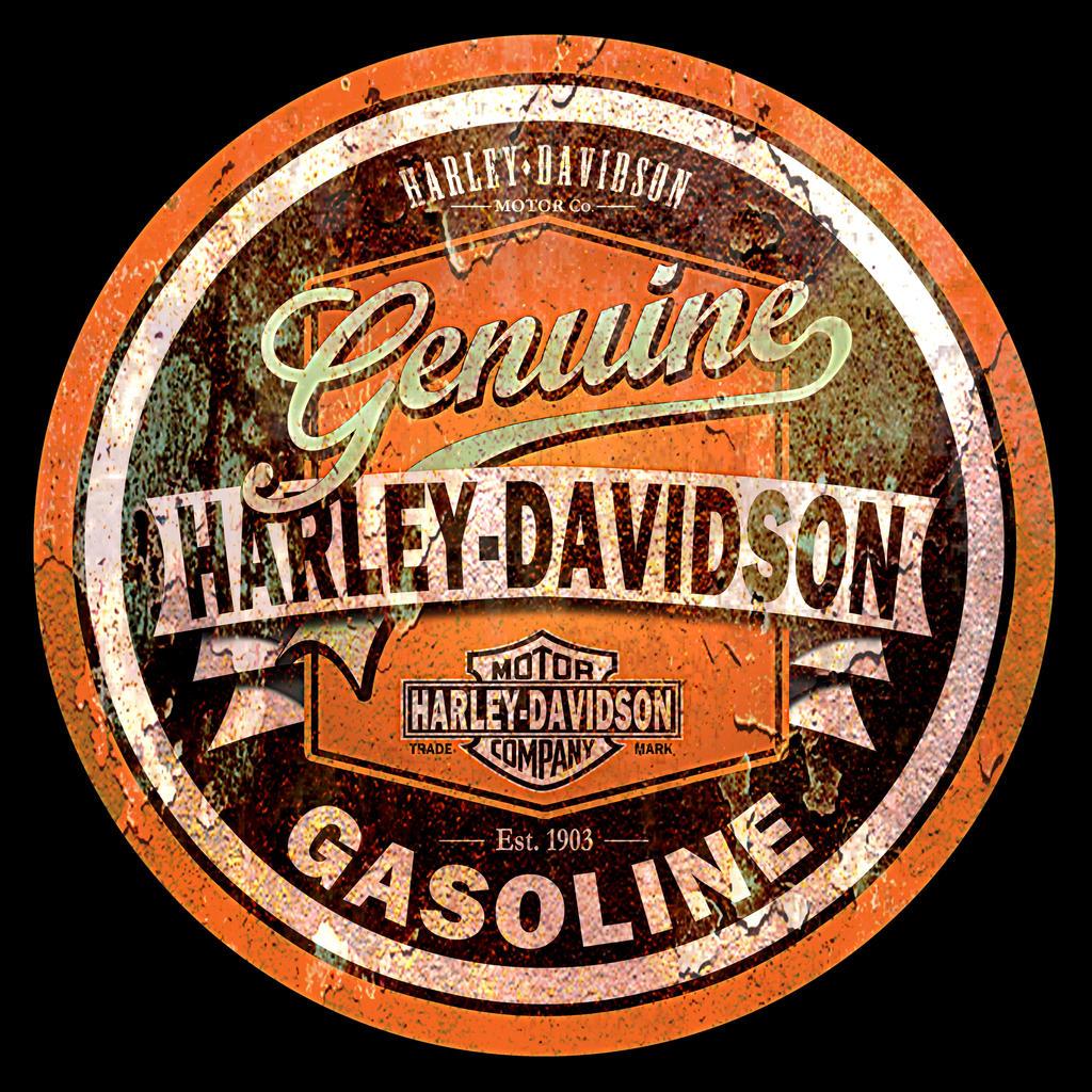 Logo of harley davidson vintage pictures best hd wallpapers - Old school harley davidson wallpaper ...