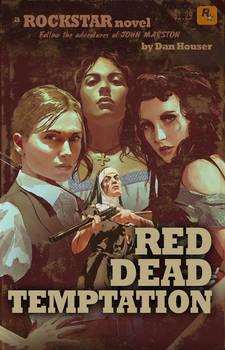 Red Dead Temptation Pulp Novel 5