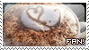 Capuchino Fan - Stamps by FrutosA