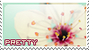 Pretty - Stamp by FrutosA