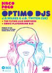 Disco Pogo 27.03 Optimo DJs