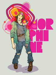 Morphine by t-drom