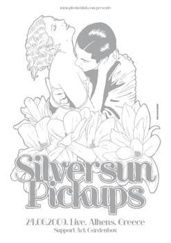 Silversun Pickups Poster