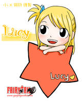 Lucy Heartfilia by icecream80810