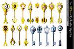 Keys of the Celestial Spirits , Fairy Tail