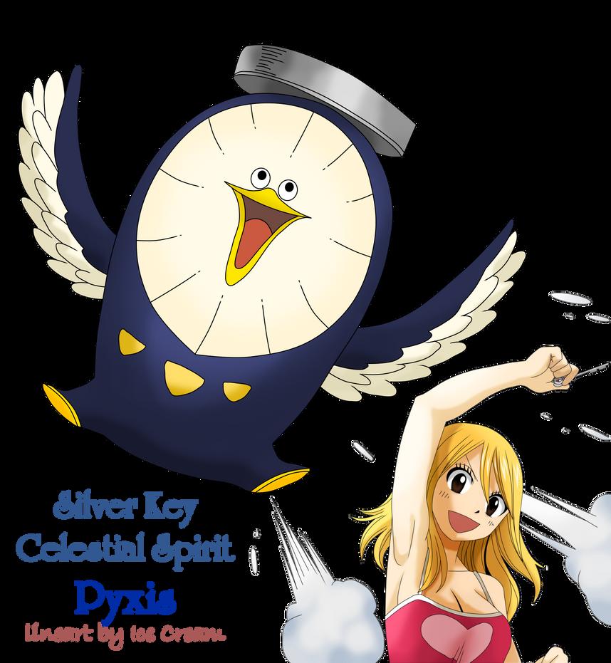 Lucy Heartfilia ,Celestial Spirit--Pyxis by icecream80810 ...