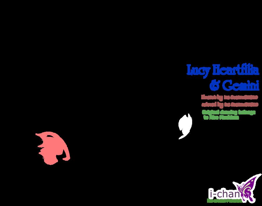 Lucy Heartfilia Lineart : Uranometria lucy heartfilia gemini lineart by