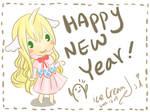 Happy New Year -- chibi Mavis