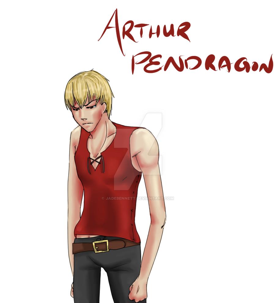 Arthur Pendragon pt 1 by JadeBennett