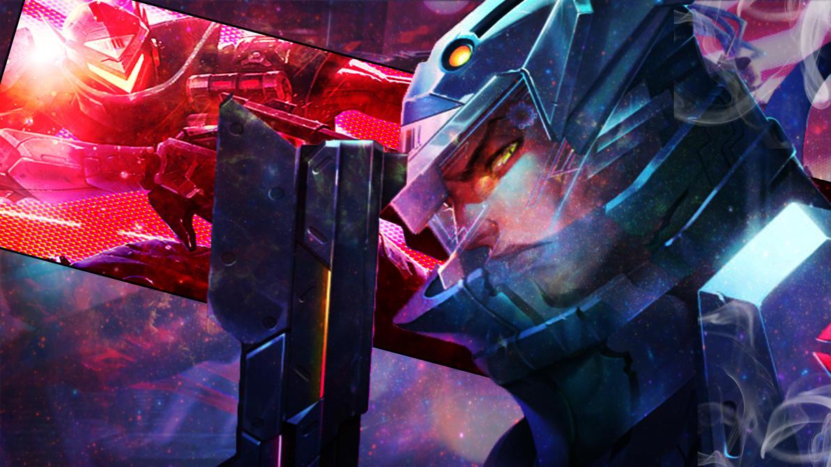 Wallpaper - Project Lucian - League of Legends by ...