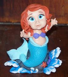 little mermaid wants a hug