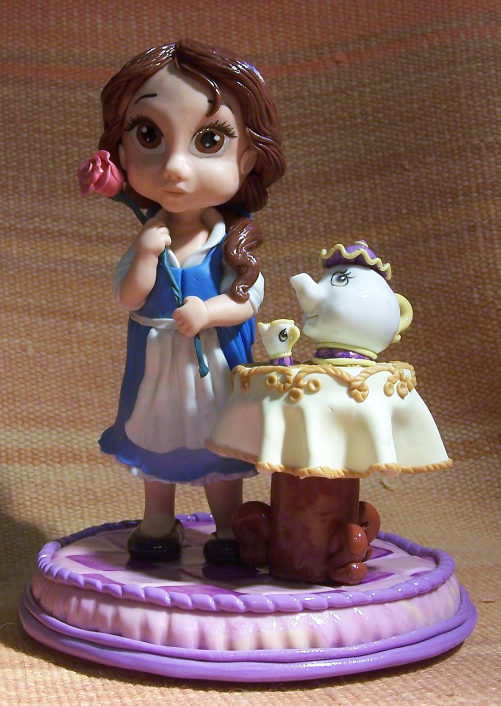 Belle by melinaminotti