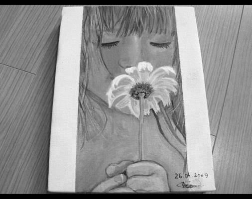Baby flower...