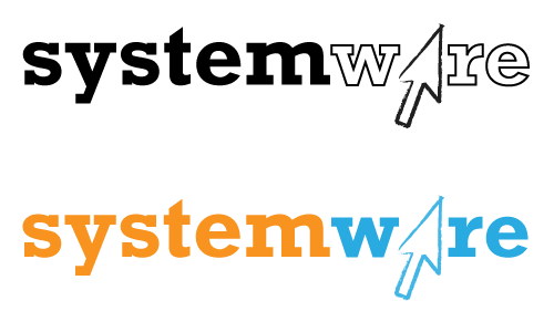 Logo - SystemWare by LennonDesign