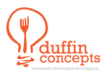 Duffin Concepts 'Logo' by LennonDesign