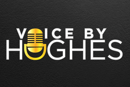 'Voice By Hughes' Logo by LennonDesign