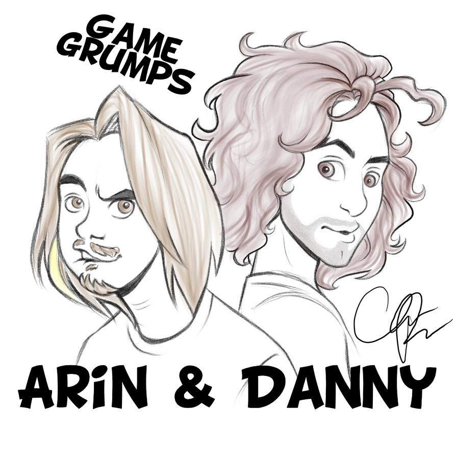 Arin + Danny by Chrystal-Furst