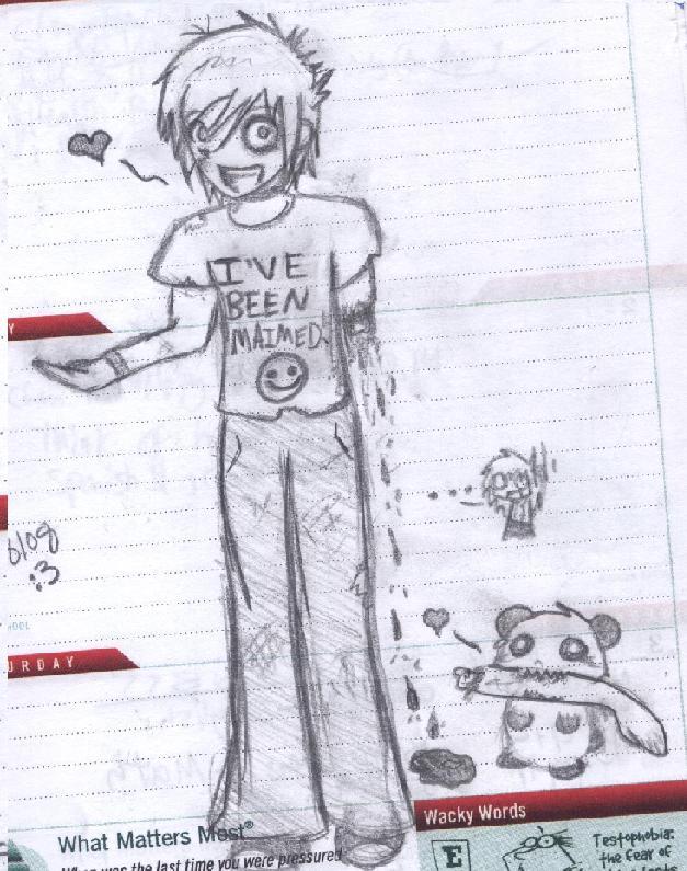 I've Been Maimed :D by Psygirl12