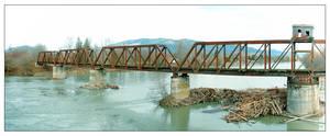 River Bridge - Color