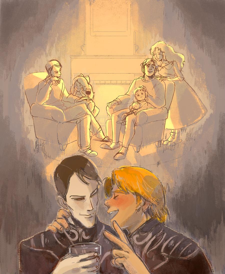 [LOGH] A Dream by deadums