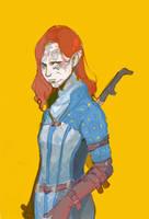 Hero of Ferelden by deadums